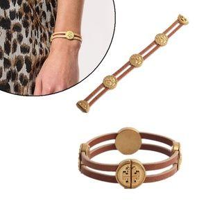 Tory Burch ♥️NEW♥️Coin Wrap Bracelet